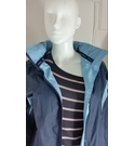 Jack Murphy 'outdoor' showerproof coat Blue Size: 14