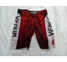 Venum Training shorts Red/black Size: M