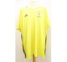 Adidas Celta Vigo Football Top Yellow Size: XL