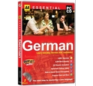 AA Essential German - PC CD