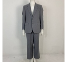 "St Michael Suit Chest 42"" Waist 38"" Short Grey Size: XL"