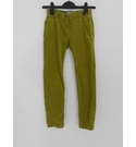 Burberry Velvet Trousers Green Size: 9 - 10 Years