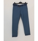 NWOT M & S Indigo Collection Chinos Blue Size: 9 - 10 Years