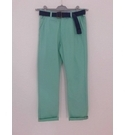 NWOT M & S Indigo Collection Chinos Aqua Size: 10 - 11 Years