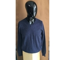 Austin Reed wool jumper Navy Blue Size: S