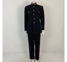 "Moss Bros Royal Engineers Uniform W30"" Navy Size: S"