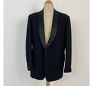 Burton Wool Suit Jacket Black Size: L