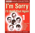 I'm Sorry I'll Read That Again: No.1 (Cassette Audiobook)