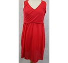 PatPat BNWT nursing dress red Size: M