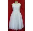 Occasionwear girls bridesmaid/party dress White Size: 12 - 13 Years