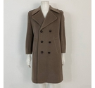 Hodges Wool Mix Coat Brown Size: M
