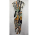 Miss Selfridge BNWT Paisley Jumpsuit Yellow/ green Size: 4