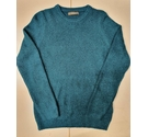M&S Marks & Spencer Fitted Jumper Blue Size: S