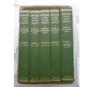 Butler's Lives of the Saints - 5 Volumes