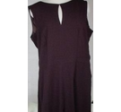 Next Tailored Tailored Jumpsuit/ Trousersuit Burgundy Size: 14