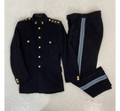 Alkit RAEC 2nd Lt Uniform 1958 Navy Size: S