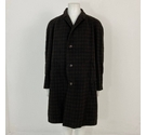 Burton Tailored Coat Brown Size: XL