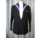J. Compton, Sons & Webb Ltd serge vintage WW2 British Royal Navy Ratings sailors square rig uniform