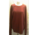 Gap Cotton Jumper Red Size: M