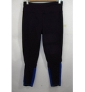 DKNY Sports Leggings Black & blue Size: M