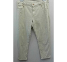 M&S Marks & Spencer jeans Beige Size: L