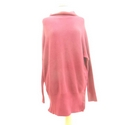 Seraphine High Neck Jumper Wine Size: S