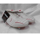 Kooga Rugby Boots White and red Size: 9