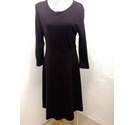 ATTESA dress purple Size: L