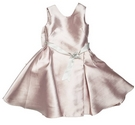 Monsoon Pink Evening Dress Pink Size: 6 - 7 Years