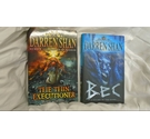 2 X DARREN SHAN BOOKS - BEC AND THE THIN EXECUTIONER