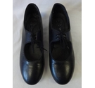 Roch Valley Tap Shoe Black Size: 5.5