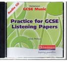 Practice for GCSE Music Listening Paper Audio CD