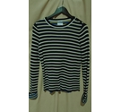 Jigsaw Knit Jumper Striped Size: M