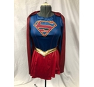 Rubies Supergirl TV Show Costume Red & Blue Size: L