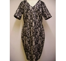 Autograph dress black lace Size: 14