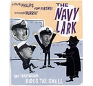 Navy Lark. Starring Leslie Phillips, Jon Pertwee & Stephen Murray