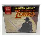 The Mark of Zorro Audio CD by by Johnston McCulley - Unabridged, Bill Homewood