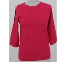 Coast Knitted top Fuscia pink Size: M