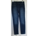 White Stuff Jegging Capri Mid Denim Blue Size: 28""