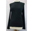 Wallis light weight sweater dark green Size: 12