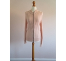 Next zipped cardigan peach Size: 12
