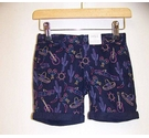 M & S Kids Shorts Navy Mix Size: 2 - 3 Years