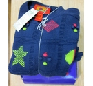 Shanghai Tang Jumper Blue Size: 8 - 9 Years