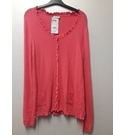 Street One Cardigan Pink Size: 14