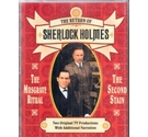 "Return of Sherlock Holmes: ""Musgrave Ritual"", ""Second Stain"""