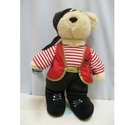 CHAD VALLEY CUDDLE BUDDY PIRATE NICK plush toy