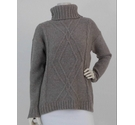 Michael Kors Jumper Peanut Brown Size: S