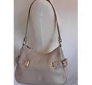 Cellini BNWOT Shoulder/Hand Held Leather Bag Beige Size: M