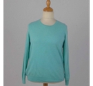 M&S Collection Cashmere Jumper Spearmint Green Size: 18
