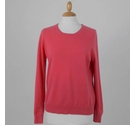 M&S Marks & Spencer Cashmere Jumper Strawberry Pink Size: 12